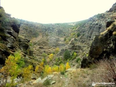 Valle de los Milagros-Cueva de la Hoz; madrid excursiones excursiones programadas senderismo trekkin